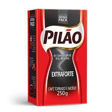 CAFE PILAO EXTRA FORTE VACUO 1X250G(20)