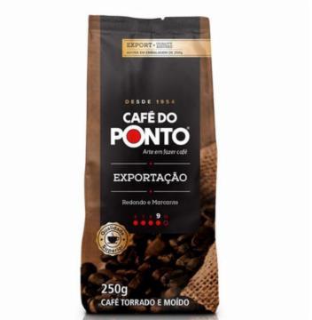 CAFE DO PONTO EXPORTAÇÃO 1X250G(12)