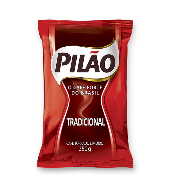 CAFE PILAO TRADICIONAL PACOTE 1X250G(20)