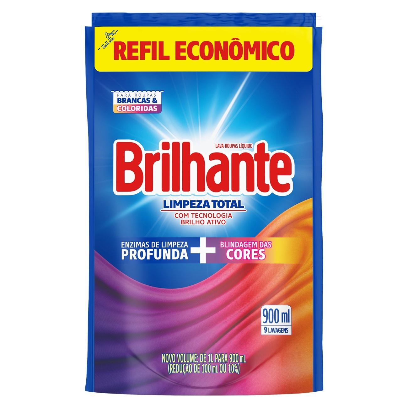 BRILHANTE LIQ LIMP TOT BRI AT DOY900M(12