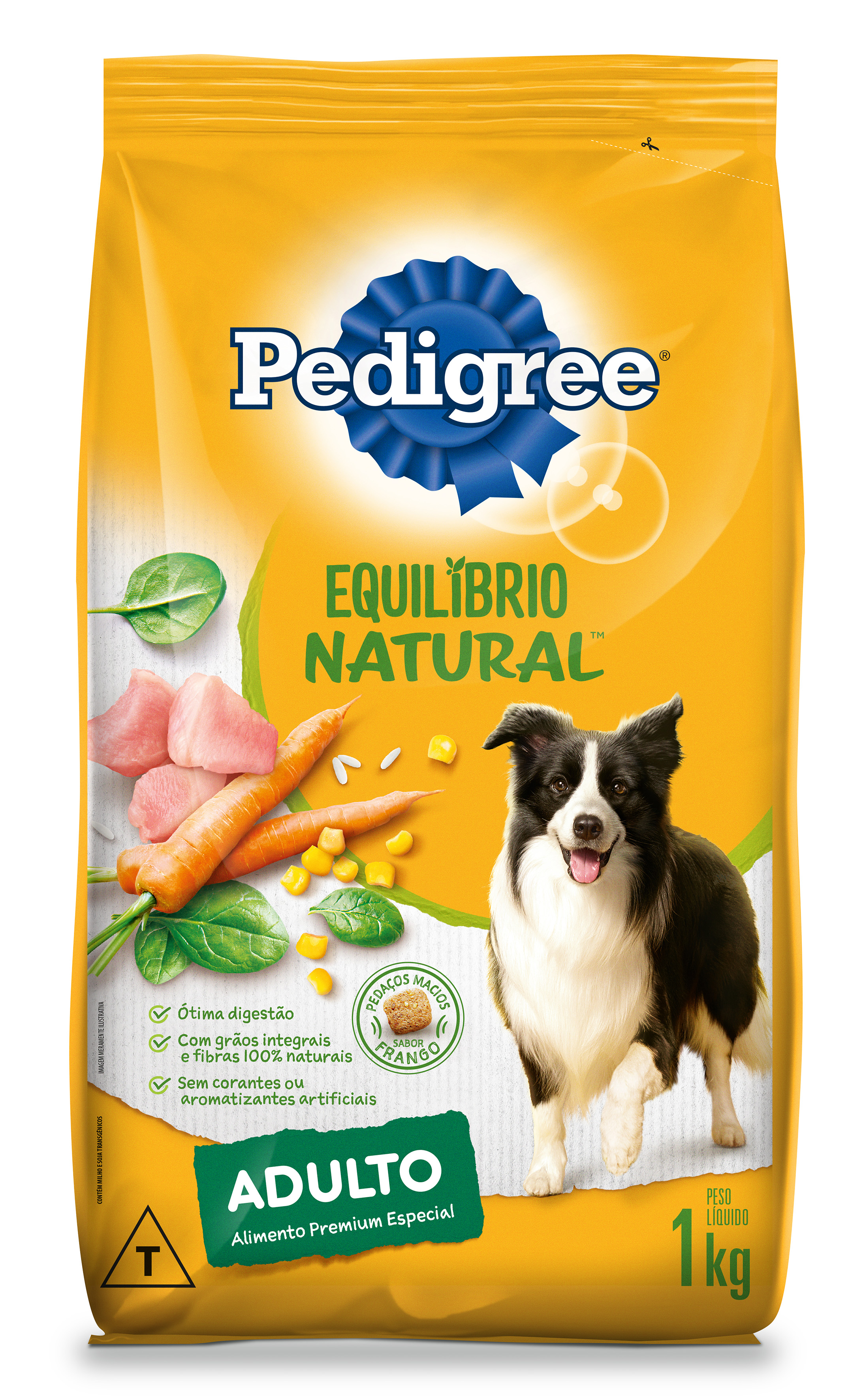 PEDIGREE EQN ADULTO 1X1KG (10)