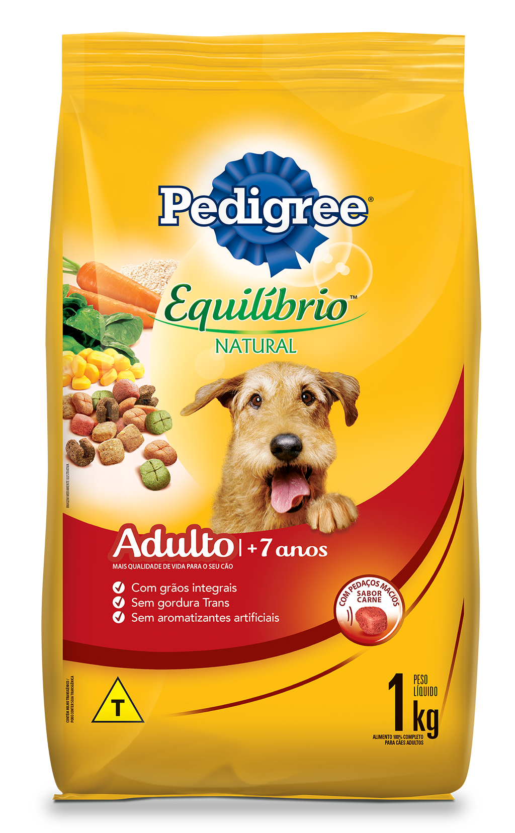 PEDIGREE EQN ADULTO 7+ 1X1KG(10)