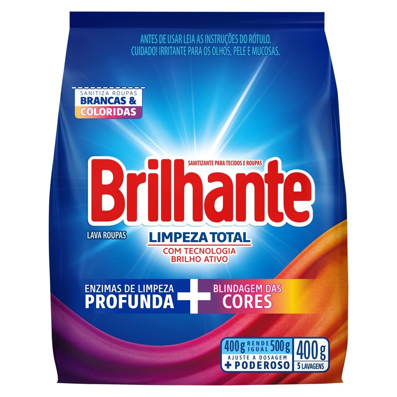 BRILHANTE PO LIMP TOT BRI ATI  BAG400(27