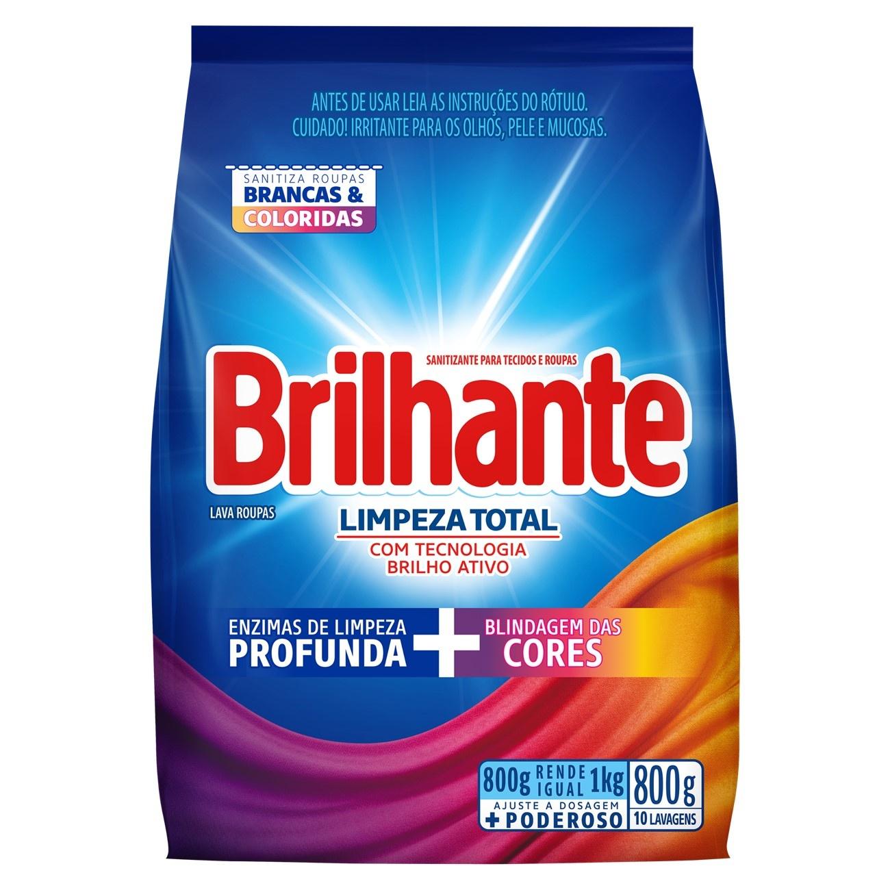 BRILHANTE PO LIMP TOT BRI ATI BAG 800(16