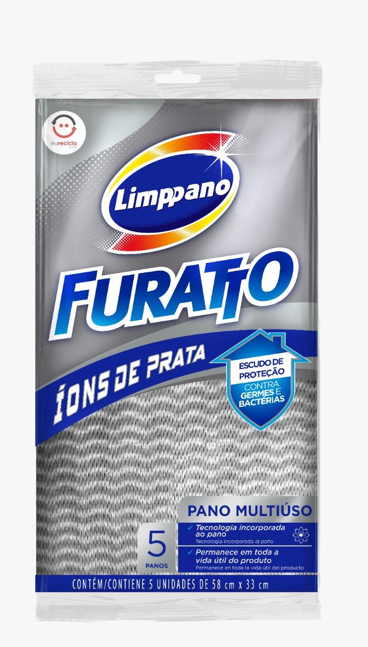 PANO  MULT FURATTO IONS PRATA 1X5 (50)