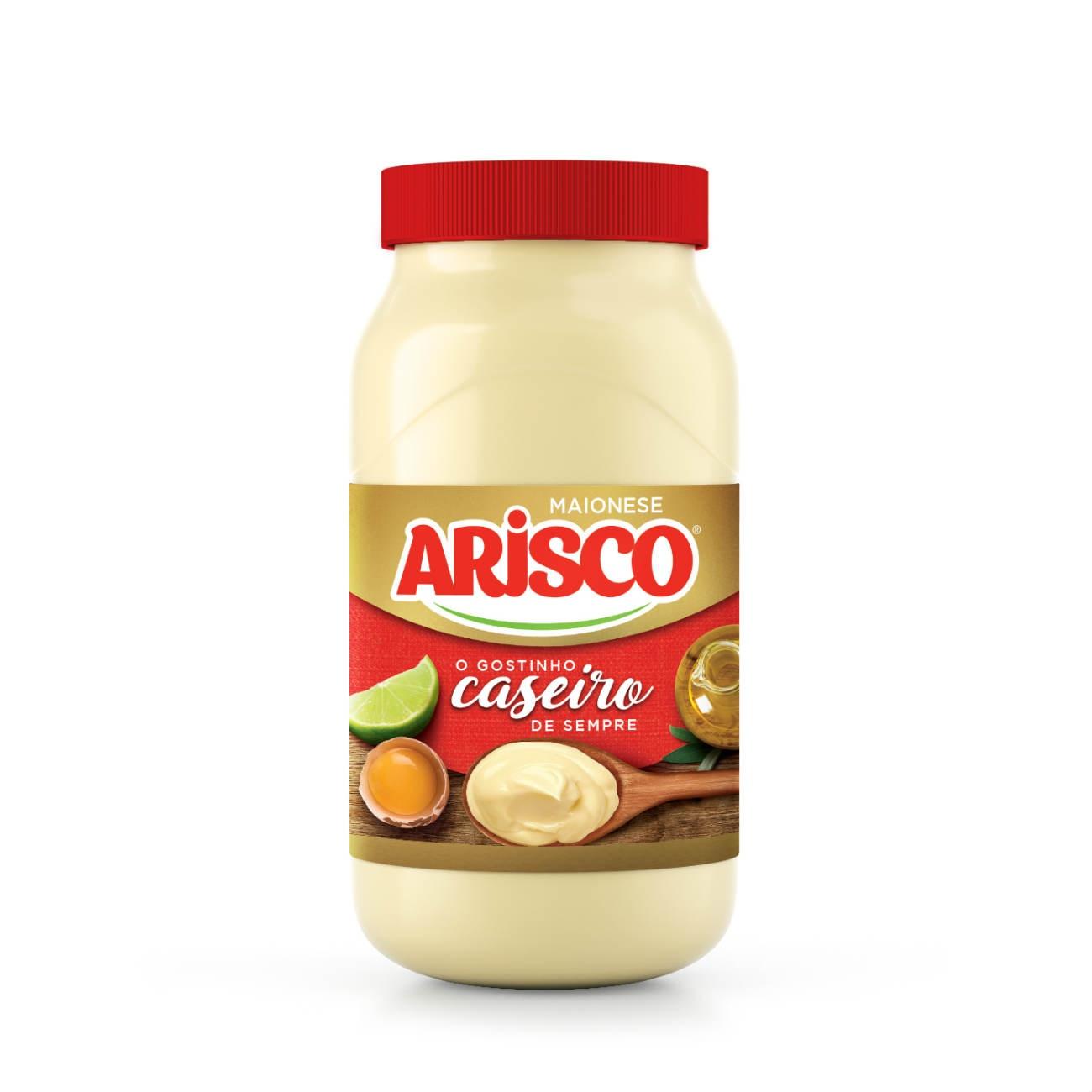 ARISCO MAIONESE PET 1X500G (12)