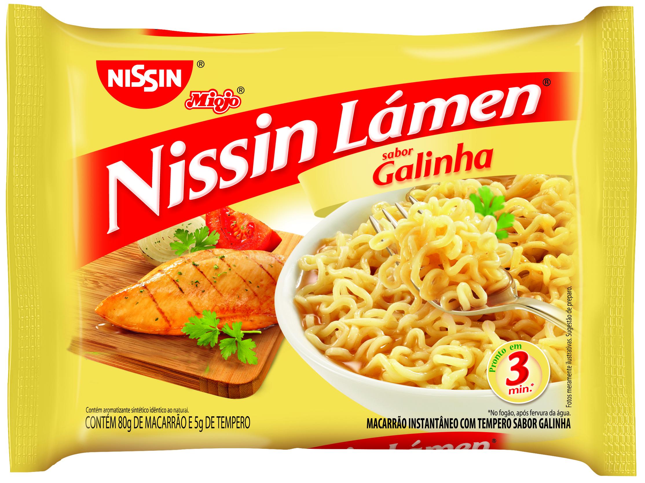 NISSIN LAMEN GALINHA 1X85G (50)