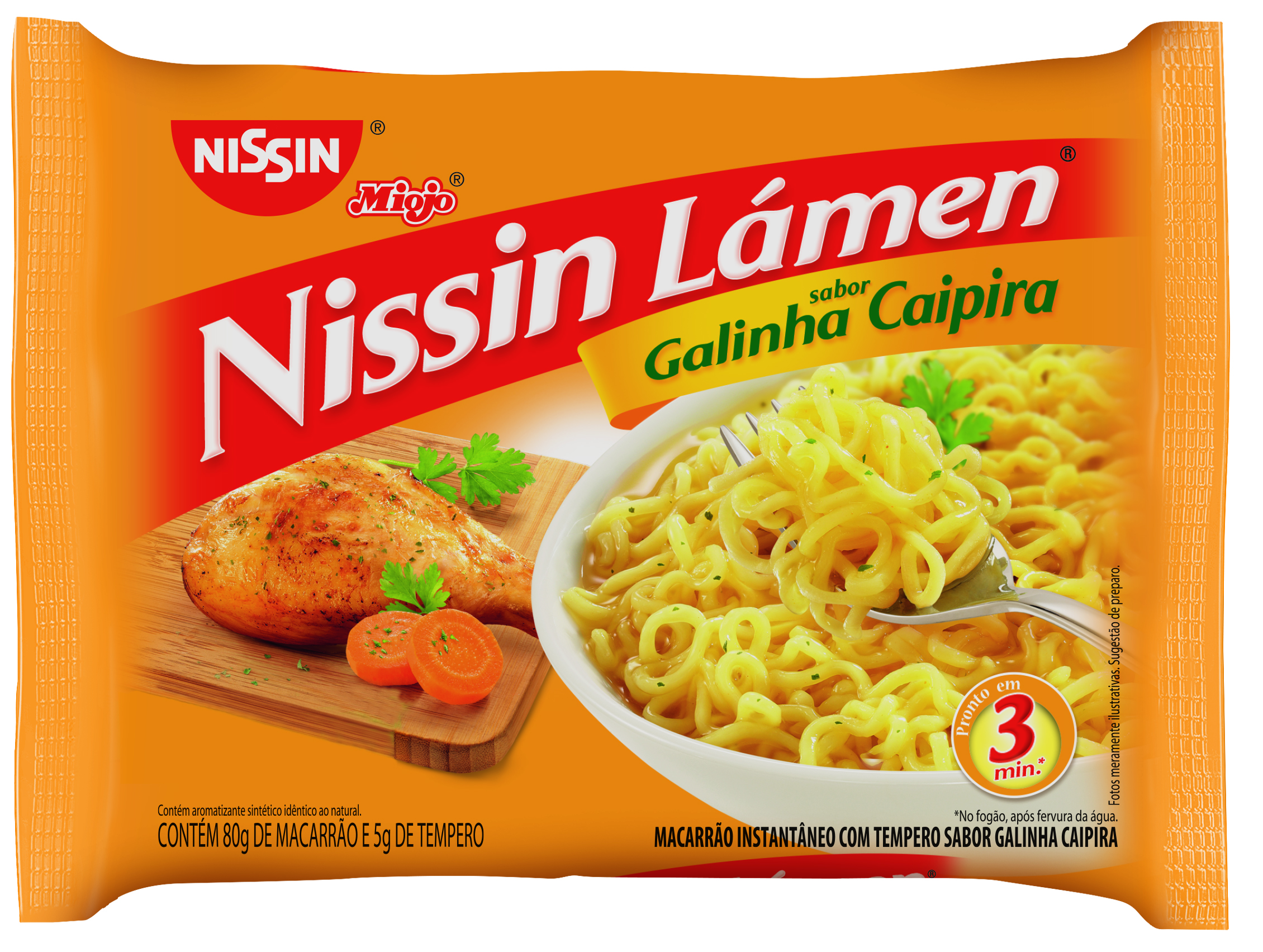 NISSIN LAMEN GALINHA CAIP 1X85G (50)