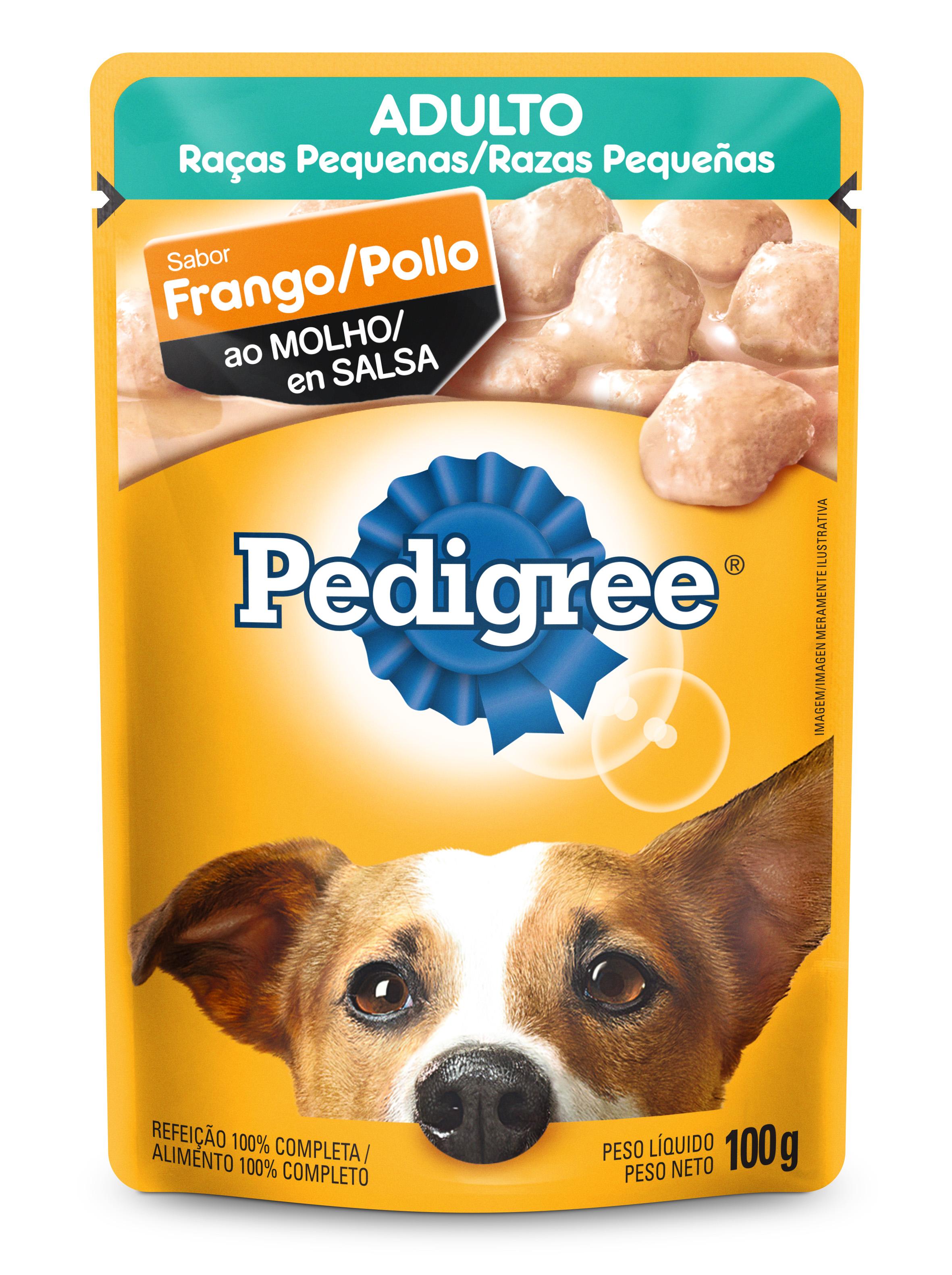 PEDIGREE SACHE ADULTO FRANGO RPX100G(36)