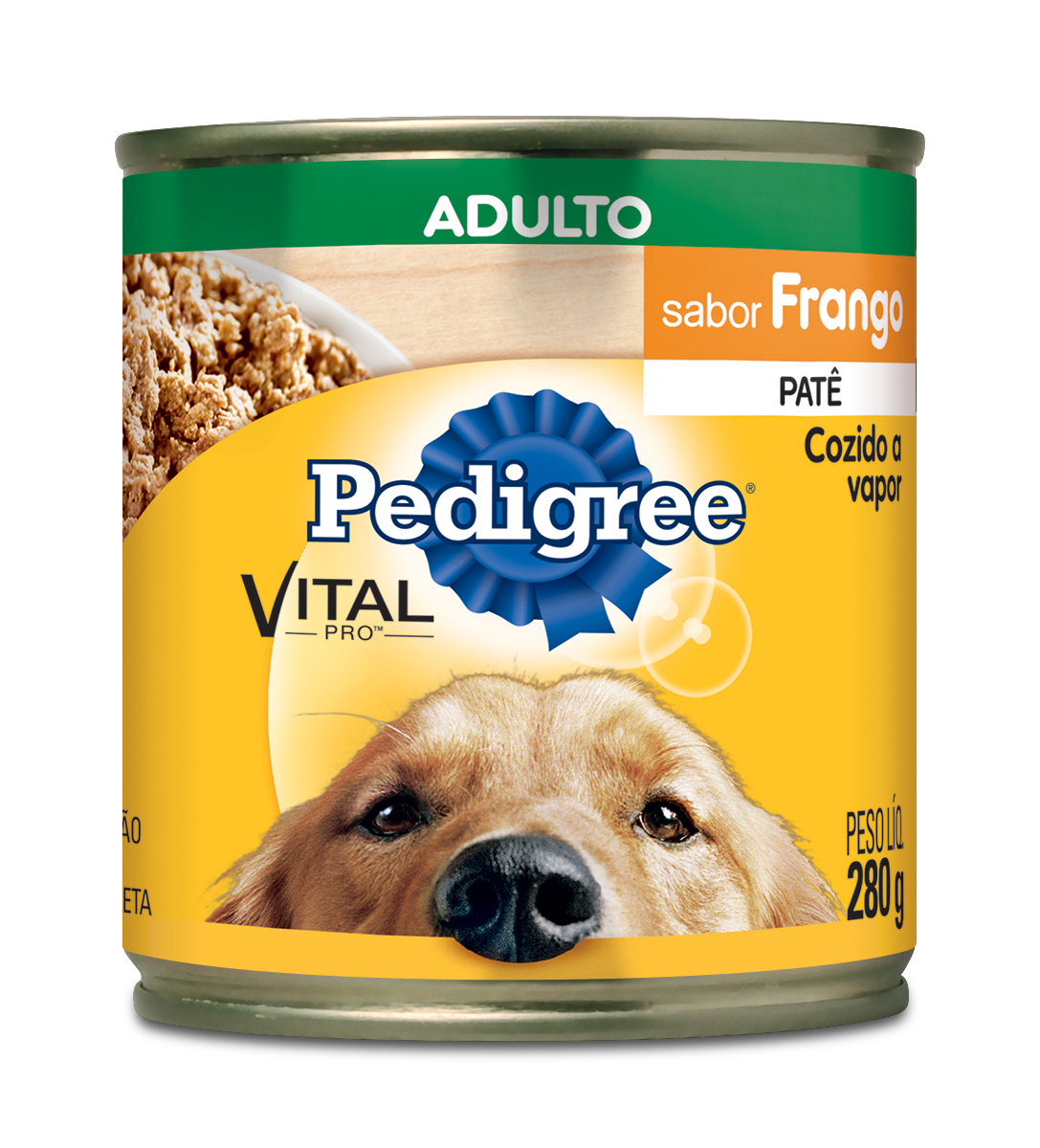 PEDIGREE LATA ADULTO FRANGO PTX280G (24)