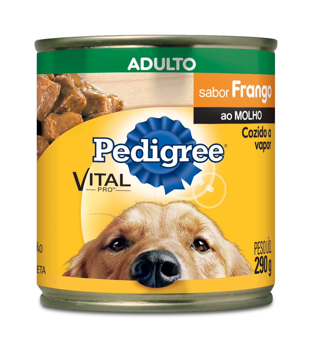 PEDIGREE LATA ADULTO FRANGO AMX290G (24)