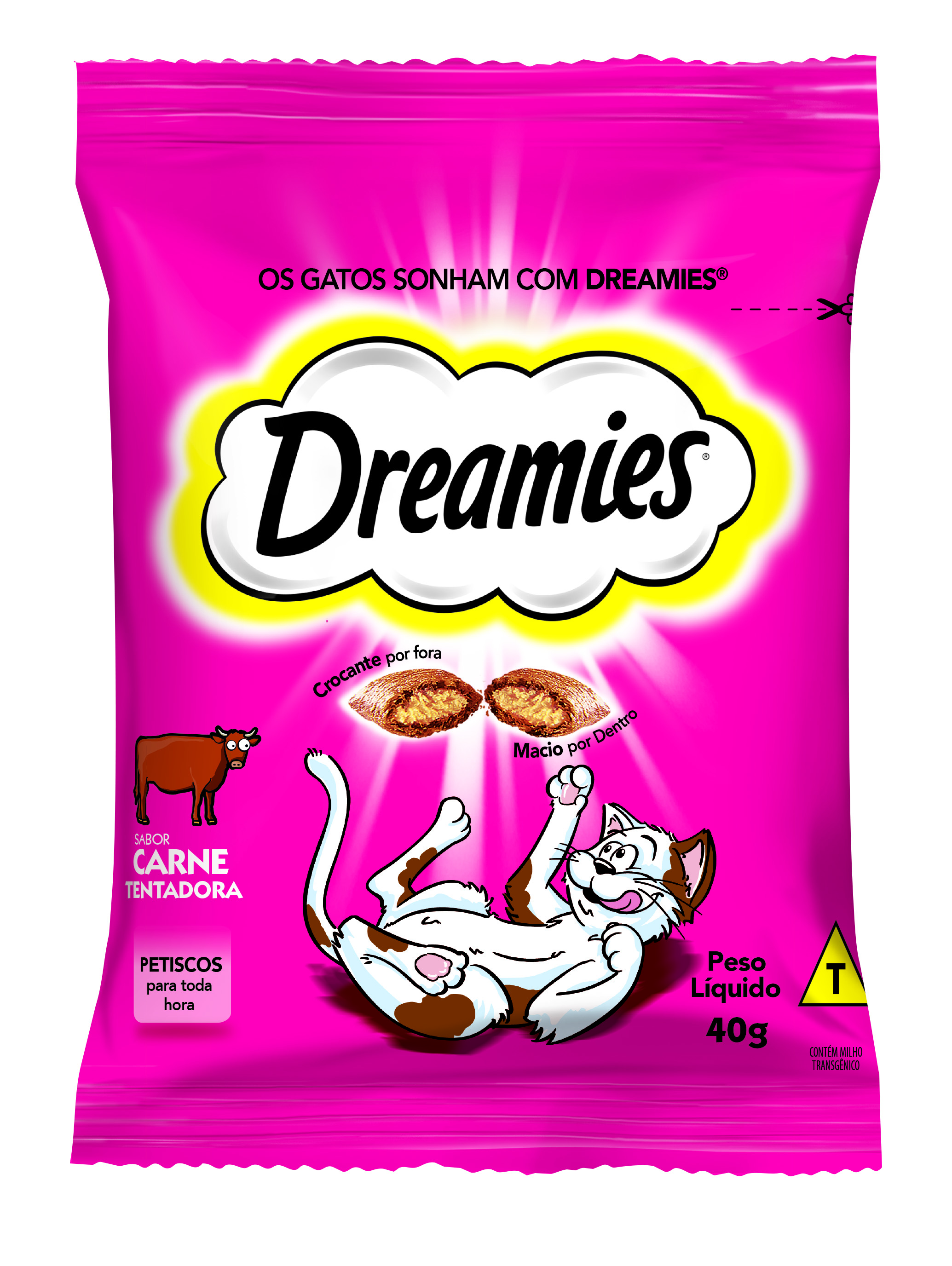 DREAMIES CARNE 1X40G (44)