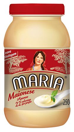 MAIONESE MARIA TRAD 1X250G (24)