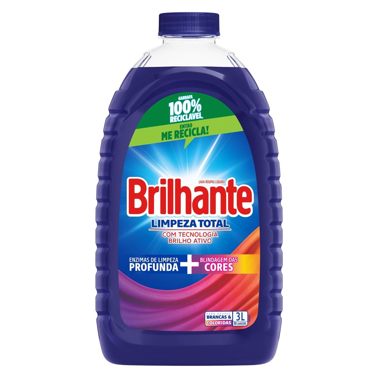 BRILHANTE LIQ LIMP TOT BRIL ATIVO 3L(4)