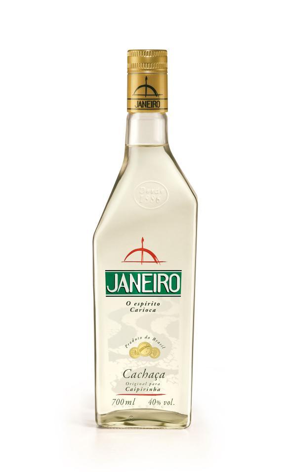 CACHACA JANEIRO 1X700ML (12)
