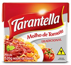 TARANTELLA TRADICIONAL M TOMATE1X520G(12
