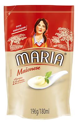 MAIONESE MARIA SACHE 1X196G (24)