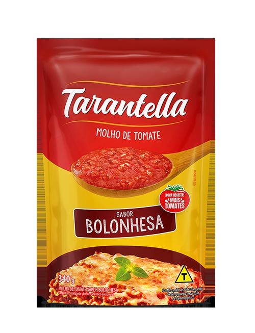 TARANTELLA MOLHO BOLONHESA 1X340G (24)