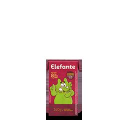 ELEFANTE EXTRATO TOMATE TB 1X140G(48)