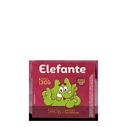 ELEFANTE EXTRATO TOMATE TB 1X540G(12)
