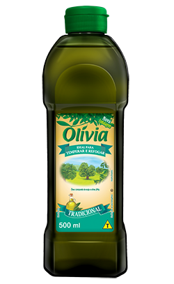 OLEO COMP OLIVIA TRADIC  PET 1X500ML(20)