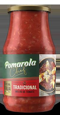 POMAROLA MOLHO TOMA TRADCIO 1X420G(12)