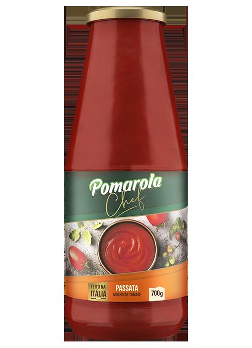 POMAROLA  MOLHO TOMA PASSATA 1X700G(12)